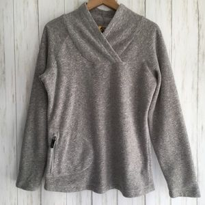 LOLE warm & cozy fleece pullover super soft